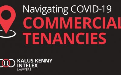 COVID-19 Clarity for commercial leases – or is there?