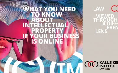 What you need to know about Intellectual Property if your business is online